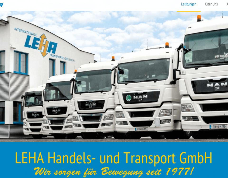 Leha Homepage Online